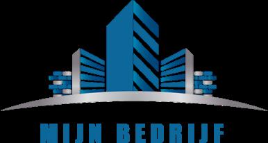 logo van je bedrijf op 1 pagina website